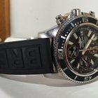 Breitling SuperOcean Chronograph II Steel Diverband 44 mm (2014)