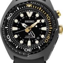 Seiko Prospex GMT SUN045P1 Herrenarmbanduhr 200m Wasserdicht