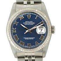 Rolex Datejust zaffiro art. Rz306
