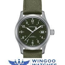 Hamilton KHAKI FIELD MECHANICAL Ref. H69419363