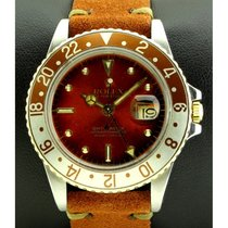Rolex | Gmt Master Steel And Gold, Ref.16753, Tropical...