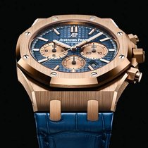 Audemars Piguet Royal Oak Chronograph 26331OR ROSE GOLD FULL SET
