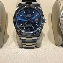 Rolex Datejust 41mm Ref. 126300 black dial