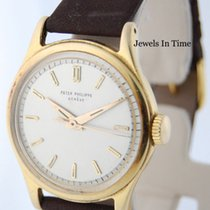 Patek Philippe Vintage 2508 18K Yellow Gold Mens Watch...