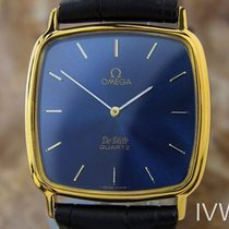 Omega Deville Swiss Made Precision Accuset Quartz Vintage Mens...