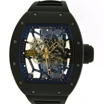 Richard Mille RM 35 Americas Limited edition 50, black toro