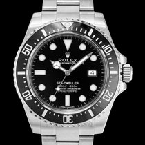 Rolex Sea-Dweller Black/Steel Ø40mm - 116600