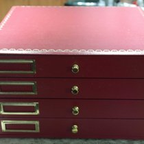 Cartier vintage storage box for pens and lighters rare...