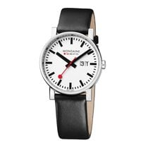 Mondaine Unisex Quartz 40mm EVO BIG A627.30303.11SBB