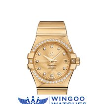 Omega - Constellation Co-Axial 35 MM Ref. 123.55.35.20.58.001