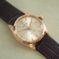 Rolex Oyster Perpetual 18 Kt Rosegold 30 mm