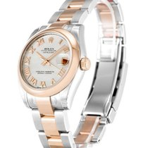 Rolex Unworn 178241 DateJust Two-Tone - Domed Bezel - Oyster...