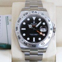 Rolex Explorer II ref. 216570 black dial - ungetragen - lagernd