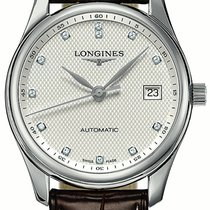 Longines Master Automatic 36mm L2.518.4.77.3