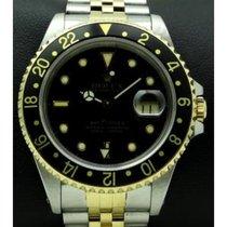 Rolex | Steel & Gold GMT-Master II Ref. 16713