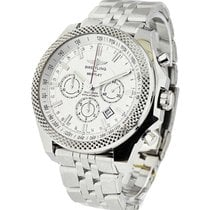 Breitling A2536821-G734SS Bentley Barnato Chronograph in Steel...