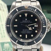 勞力士 (Rolex) 16660 Sea-Dweller transitional Model Box Papers...