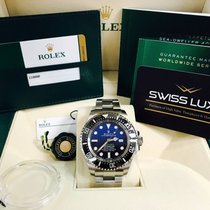 勞力士 (Rolex) Sea-Dweller Deepsea - 116660 D-Blue