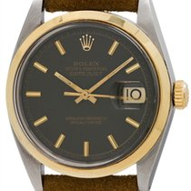 Rolex Oyster Datejust ref 1600 SS/14K YG circa 1970