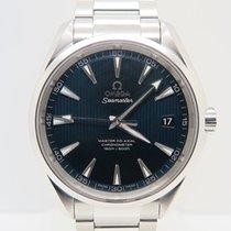 Omega Seamaster Aqua Terra Co Axial 8500 Calibre  Blue Ocean Dial