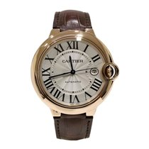 Cartier Ballon Bleu Rose Gold 18Kt  Automatic 2999