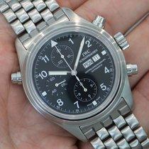 IWC Pilot's Doppelchronograph Rattrapante Split Second...