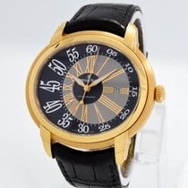 "Audemars Piguet Men's  ""Millenary"" Watch 18k Rose..."