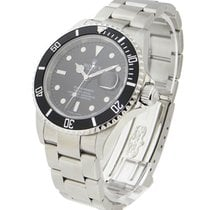 Rolex Used 16610_used Submariner Date 16610 - No Hole Case -...