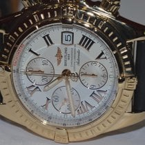 브라이틀링 (Breitling) Chronomat Evolution 18K Solid Gold