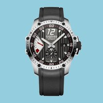 Chopard Classic Racing Superfast Power Control Stahl Kautschuk...