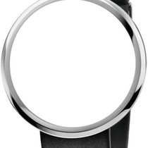 ck Calvin Klein Subtle Lady Lederarmband schwarz 22mm K600.000...