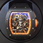 Richard Mille [LAST 1 NEW][RARE] RM 011 Orange Storm Limited...