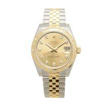 勞力士 (Rolex) Lady Datejust Gold And Steel Gold Automatic 178343GCH