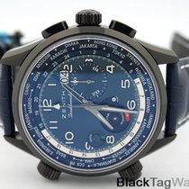 Zenith Pilot Doublematic Alarm World Timer GMT Chronograph L