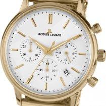 Jacques Lemans Nostalgie N-209L Herrenchronograph Klassisch...