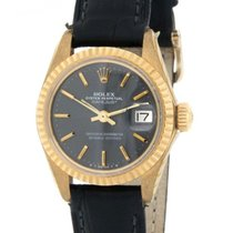 Rolex Datejust 26 Lady 6916 Yellow Gold, Leather, 26mm