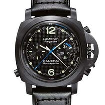 Panerai Luminor 1950 Regatta Rattrapante Stainless Steel...