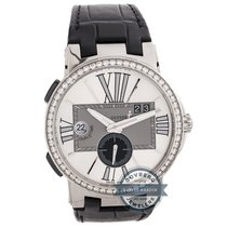 Ulysse Nardin Executive Dual Time 243-00B/421