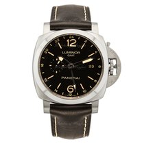 Panerai Luminor 1950 3 Days GMT 24H Automatic Acciaio 44 mm