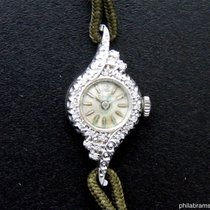 Bulova Ladies Vintage Cocktail Dress Watch