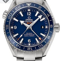 Omega Seamaster Planet Ocean Co-axial  Gmt  43,5 Mm - 232.90.4...