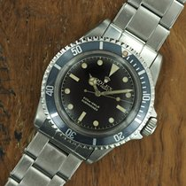 Rolex Submariner  5512 Gilt Chapter Ring