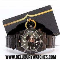 Tudor HERITAGE BLACK BAY DARK 79230DK New Nuovo