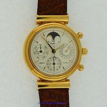 IWC Da Vinci Tourbillon Perpetual Calendar Chronograph...