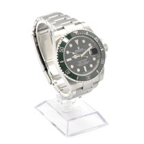 "Rolex Stainless Steel Rolex Submariner ""Hulk"" with..."