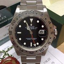 Rolex Explorer II 16570 - Serviced By Rolex