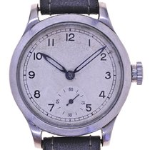 리브토만 (Revue Thommen) Mans Military Wristwatch A.T.P.