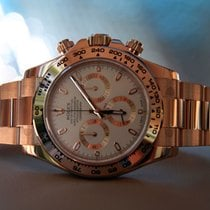 Rolex DAYTONA Rose GOLD / Or Rose
