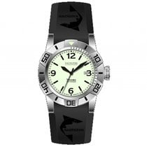 Nauticfish Xtreme Expedition I 2000M Stahl Automatik Superlumi...