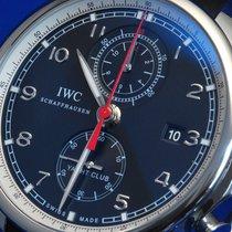 IWC Portugieser Portuguese Yacht Club Chronograph